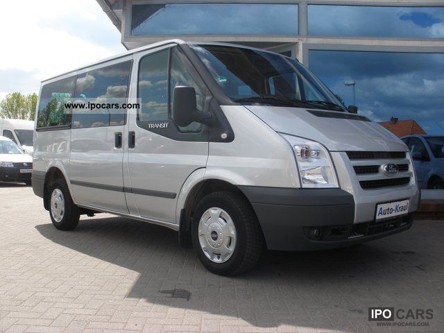 2010 Ford  Transit FT 300 K 2.2 TDCI Trend. DPF, 9 - seater, Van / Minibus Used vehicle photo