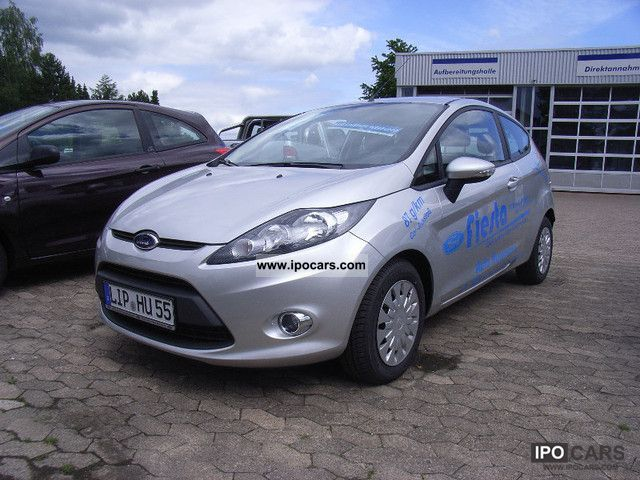 2012 Ford  Fiesta 1.6 TDCi Trend Econetic Small Car Demonstration Vehicle photo