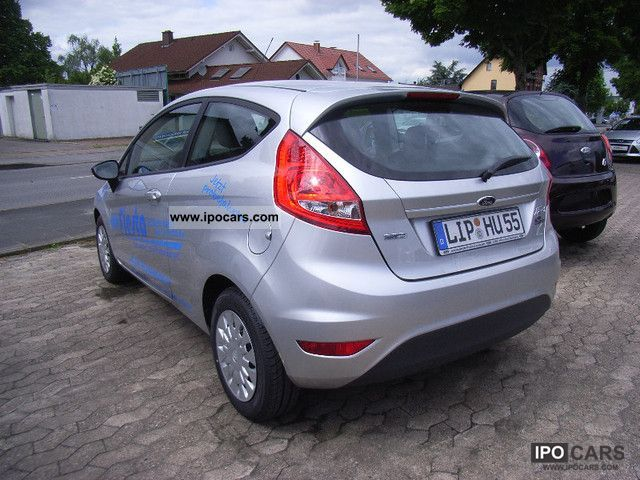 2012 ford fiesta 1 6 tdci trend econetic car photo and specs. Black Bedroom Furniture Sets. Home Design Ideas