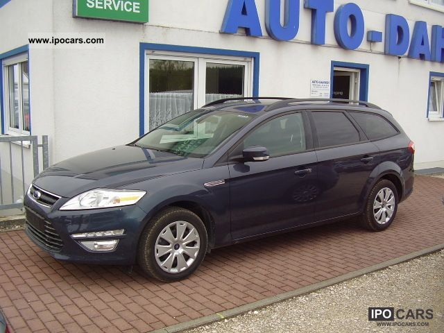 2011 Ford  Mondeo Trend Winter package u.Tagfahrlicht Estate Car Used vehicle photo