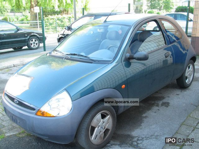 1997 Ford  Ka, air, power, warranty, only 69 200 KM Small Car Used vehicle photo