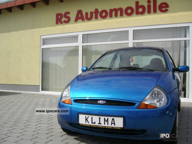 2005 Ford  Ka climate Small Car Used vehicle photo