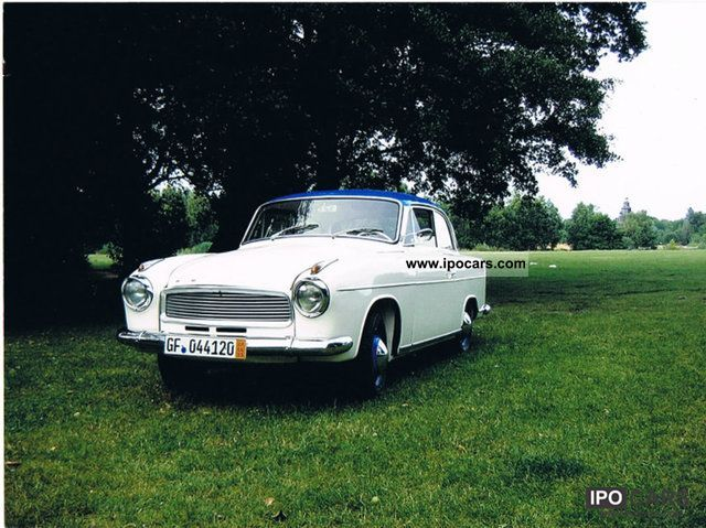 Borgward  Hansa 1100 Goliath / Borgward 1959 Vintage, Classic and Old Cars photo