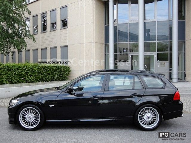 2010 Alpina D3 Biturbo Touring Switch-Tronic - Car Photo and Specs