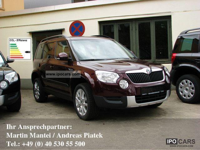 2012 Skoda  Yeti 1.2 TSI Ambition Plus AHK PDC AIR NAVI Off-road Vehicle/Pickup Truck New vehicle photo