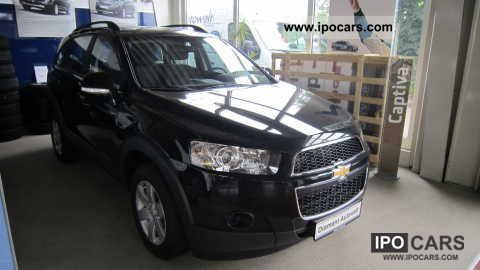 2012 Chevrolet  Captiva LS 2.4 L 6-speed MT Off-road Vehicle/Pickup Truck New vehicle photo