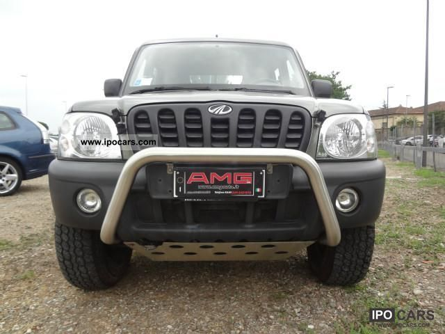 2008 Mahindra  Goa Off-road Vehicle/Pickup Truck Used vehicle photo