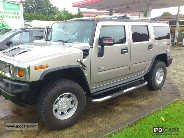 2006 Hummer  Fully equipped H2 Off-road Vehicle/Pickup Truck Used vehicle photo