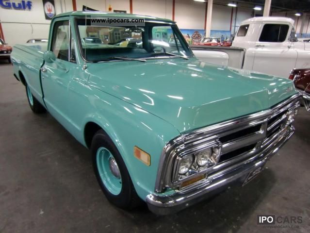 1969 GMC  2500 Off-road Vehicle/Pickup Truck Classic Vehicle photo