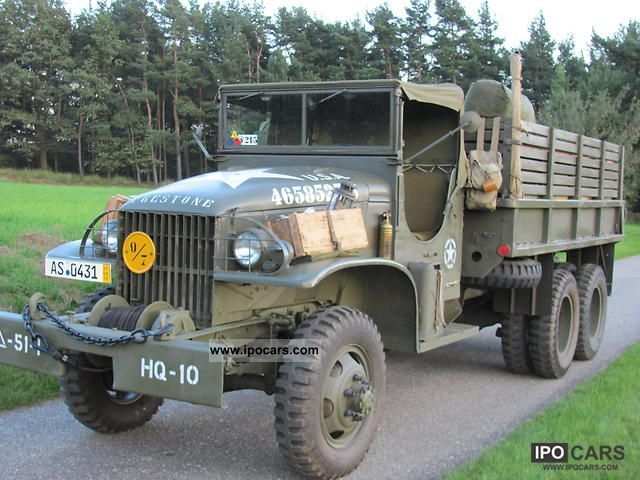 GMC  Other 1944 Vintage, Classic and Old Cars photo