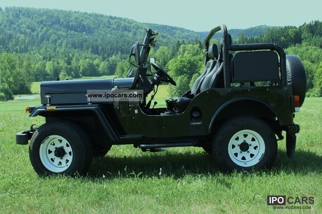 2001 Mahindra  CL340 Off-road Vehicle/Pickup Truck Used vehicle photo