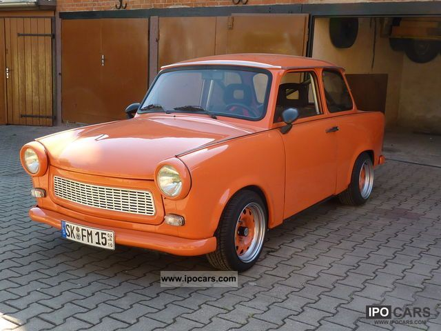 1989 trabant 1 1 car photo and specs. Black Bedroom Furniture Sets. Home Design Ideas