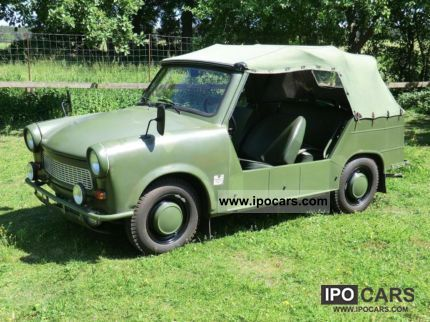 Trabant  A bucket, Year 68 1968 Vintage, Classic and Old Cars photo