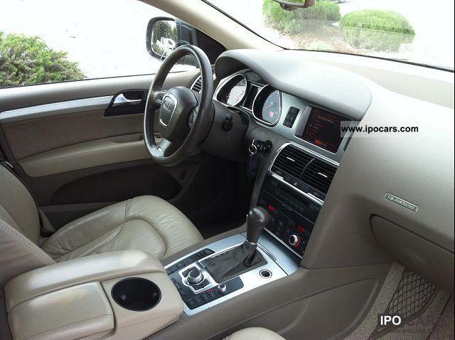 2007 Audi Q7 3 0 Tdi S Line Quattro 6pl Car Photo And Specs