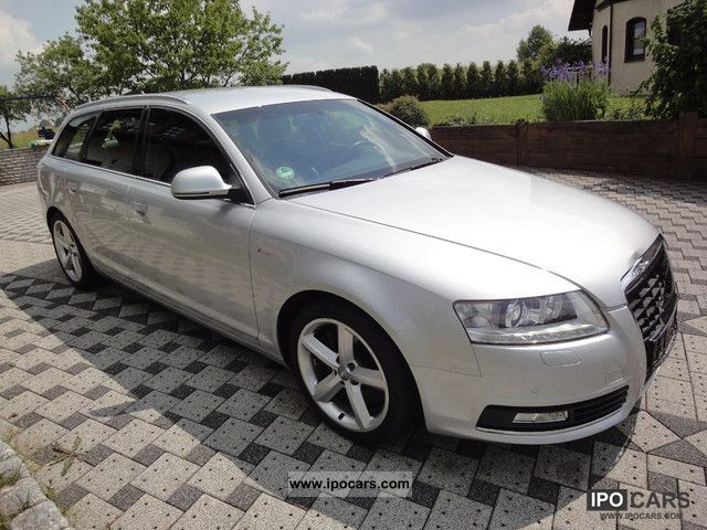 2009 audi a6 quattro 3 0 tdi s line plus car photo and specs. Black Bedroom Furniture Sets. Home Design Ideas