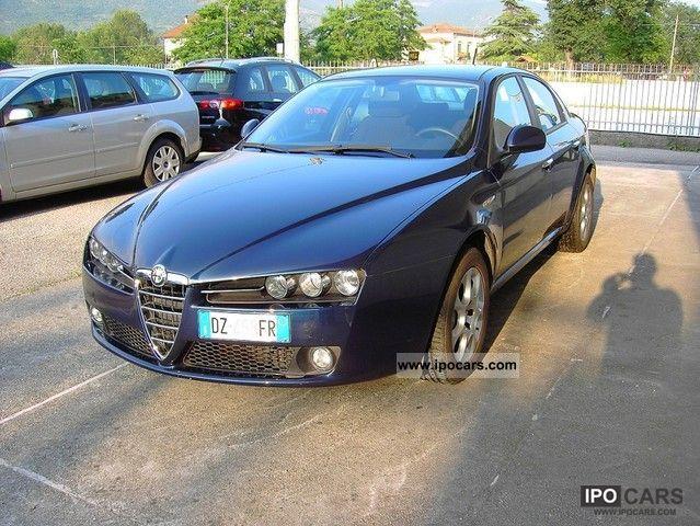 2009 Alfa Romeo  18 Progression Limousine Used vehicle photo