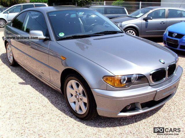 2004 Bmw 318ci Automatic Climate 8x Aluminum Sports Car Coupe Used Vehicle Photo
