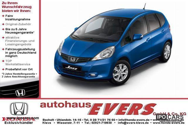 2012 Honda  Jazz 1.4 i-VTEC CVT Automatic Comfort - Facelift Limousine New vehicle photo