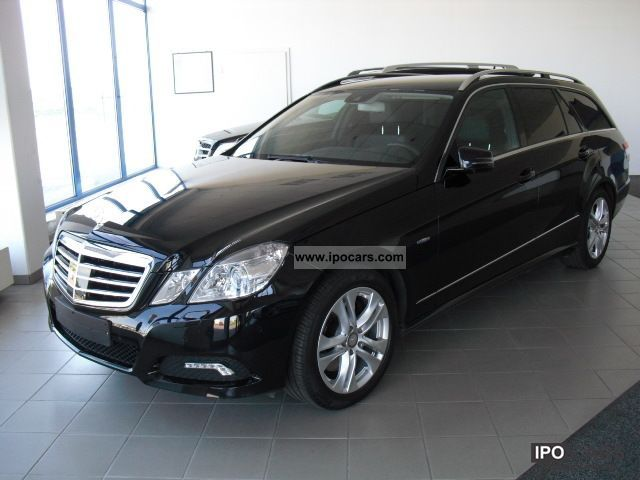 2009 Mercedes-Benz  T E 250 CGI BlueEFFICIENCY Avantgarde Automatic Estate Car Used vehicle photo