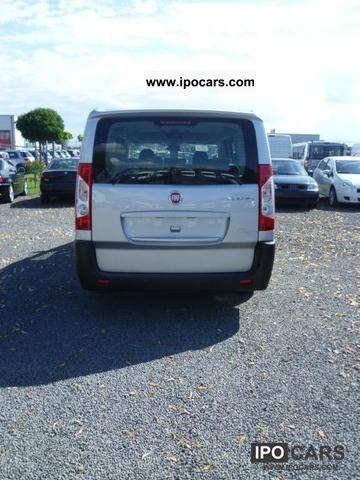 2012 Fiat  Scudo Panorama Executive 8 seater L2H1 165MJ Estate Car New vehicle photo