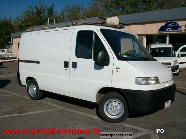 2001 Fiat  14 2.8 diesel Ducato PC Other Used vehicle photo