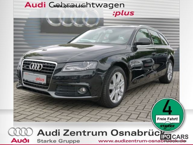 2008 Audi  A4 Saloon 3.0 TDI Ambiente Estate Car Used vehicle photo