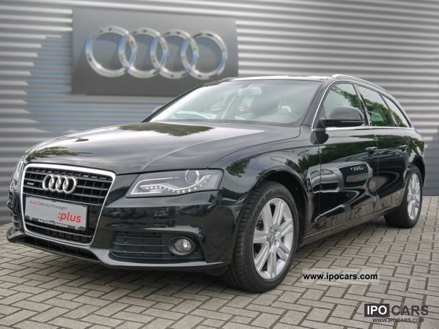 2008 audi a4 saloon 3 0 tdi ambiente car photo and specs. Black Bedroom Furniture Sets. Home Design Ideas