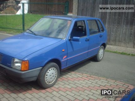 1988 Fiat  Uno Psalm 75 Other Used vehicle photo