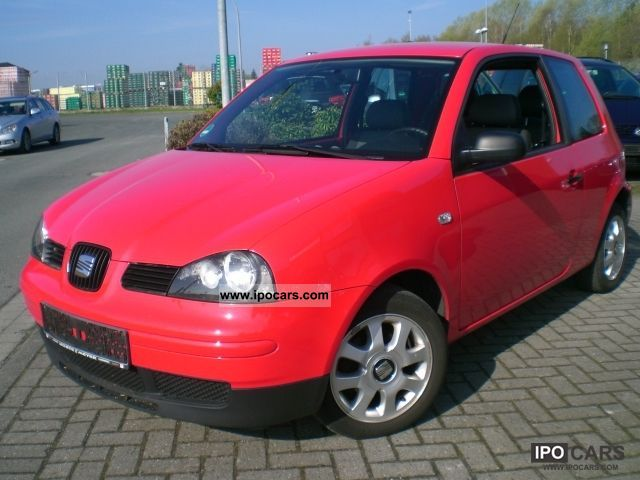 2004 seat arosa stella 1 0 car photo and specs. Black Bedroom Furniture Sets. Home Design Ideas