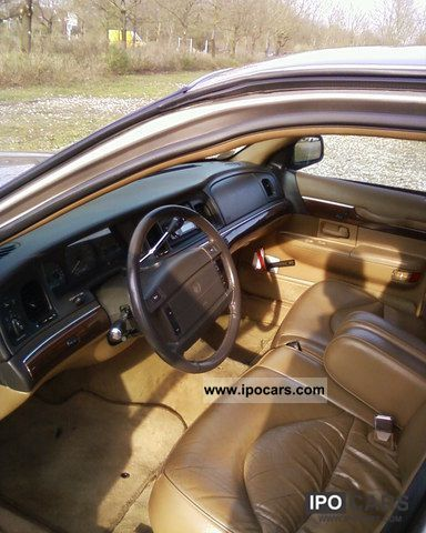 1996 Lincoln  Other Limousine Used vehicle photo