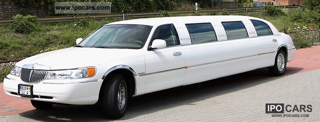 1998 Lincoln  Stretchlimousie Limousine Used vehicle			(business photo