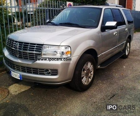 2007 Lincoln  Navigator NEW MODEL Off-road Vehicle/Pickup Truck Used vehicle photo