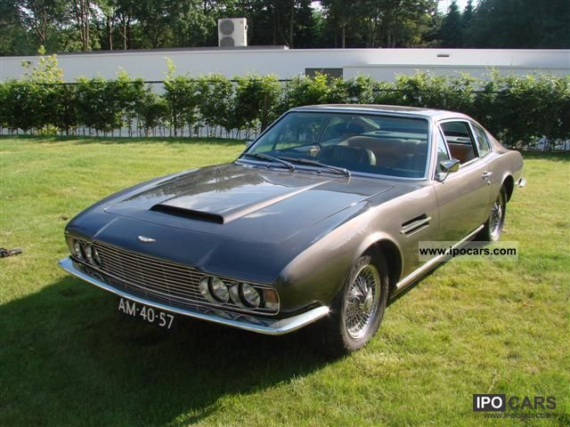 Aston Martin  DBS6 1968 Vintage, Classic and Old Cars photo