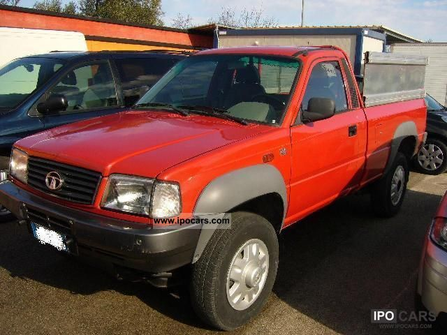 2004 Tata  Pick-up 2.0TD Other Used vehicle photo