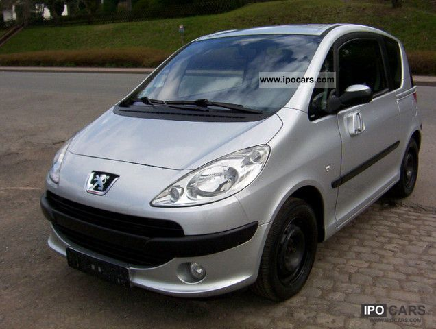 2006 Peugeot  1007 90 Filou Estate Car Used vehicle photo