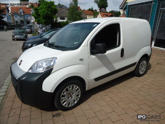 2008 Fiat  1.3 JTD Multijet SX Fiorino Box Van / Minibus Used vehicle photo