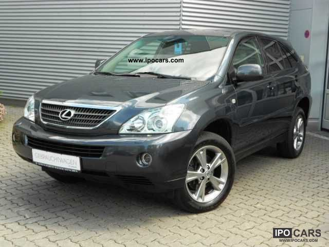 2006 Lexus  RX 400h Luxury with heater Off-road Vehicle/Pickup Truck Used vehicle photo
