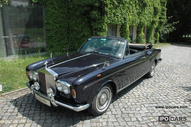 Rolls Royce  Silver Shadow is one of only 505 RHD * piece * 1967 Vintage, Classic and Old Cars photo