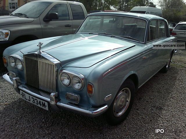 Rolls Royce  SALOON 1974 Vintage, Classic and Old Cars photo