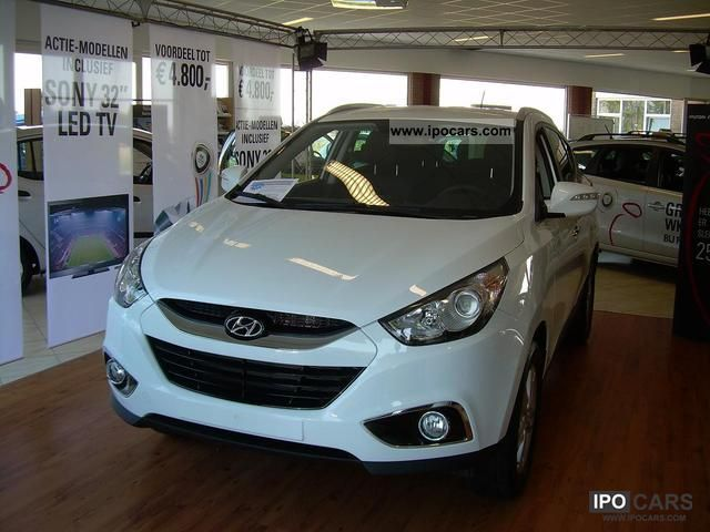 2012 Hyundai  ix35 2.0 2WD Premium Off-road Vehicle/Pickup Truck New vehicle photo
