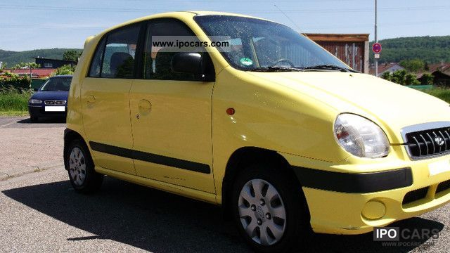 2001 Hyundai Atos Prime 1 0i Gls Car Photo And Specs