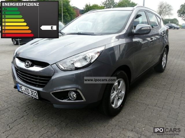 2012 Hyundai  ix35 2.0 4WD style, climate, heated seats, aluminum Other Used vehicle photo