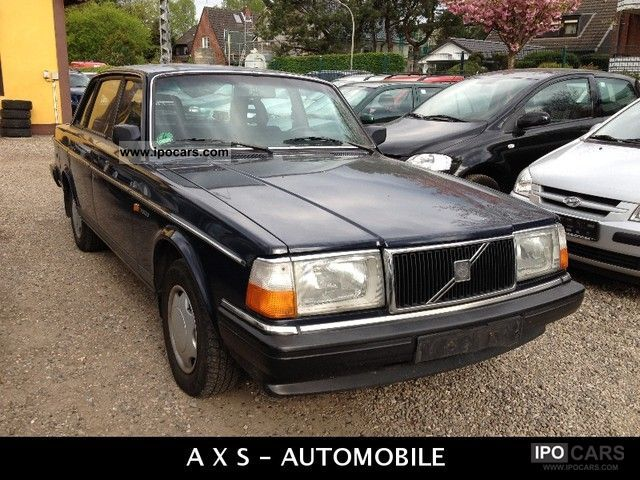 1987 Volvo  240 GL - 1.Hand - neat original condition Limousine Used vehicle photo