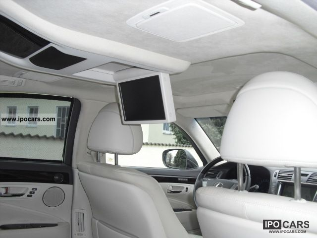 Lexus  LS 600h Ambience 4x4 NP 139 850, - 2009 Hybrid Cars photo