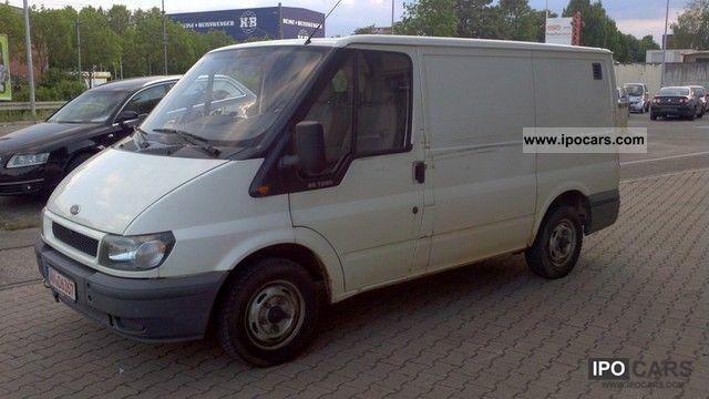 2002 Ford  FT 280 K TDE trucks - € 3 Van / Minibus Used vehicle photo