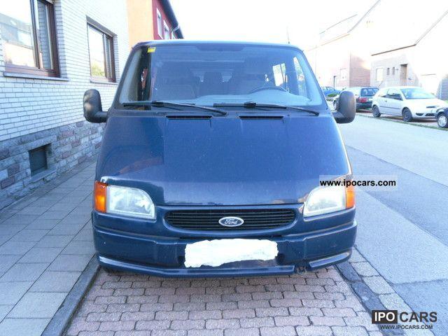 1999 Ford  FT 100 L Van / Minibus Used vehicle photo