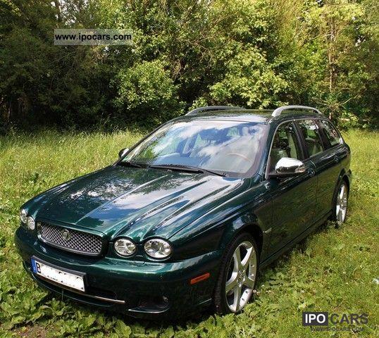 2008 jaguar x type estate 3 0 v6 4x4 aut executive car. Black Bedroom Furniture Sets. Home Design Ideas