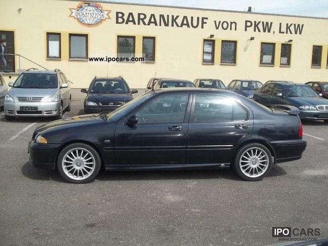 2004 MG  Other Limousine Used vehicle photo