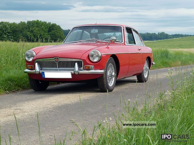 MG  MGB GT LHD 1967 Vintage, Classic and Old Cars photo
