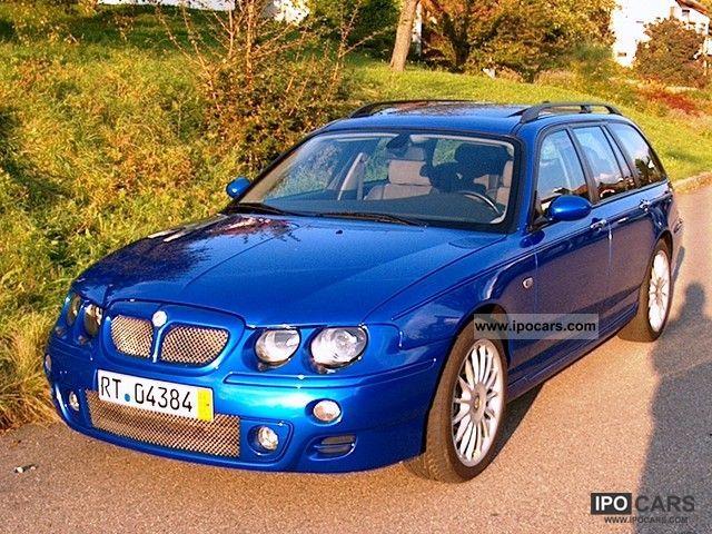 2002 MG  ZT-T 2.5 V6 Estate Car Used vehicle photo